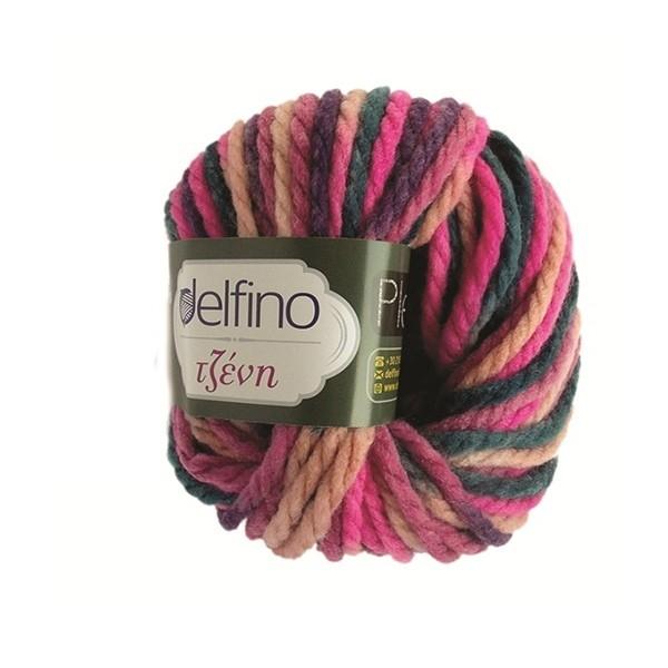 c44ee0e0603 Tzeni Multi / Delfino Yarns